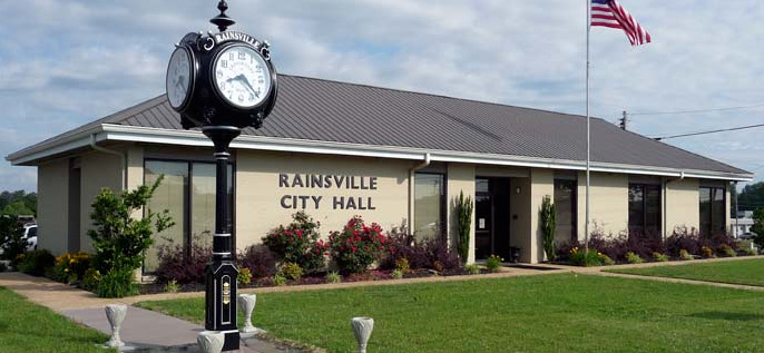 Rainsville Council purchases a gun safe, tints the windows