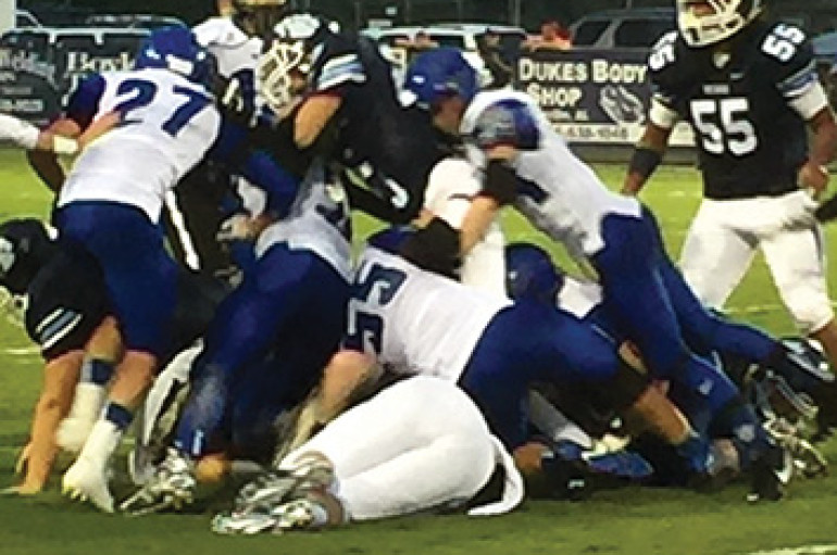 Tackles and tempers
