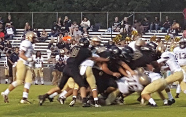 Crossville Lions lost to Jacksonville Eagles