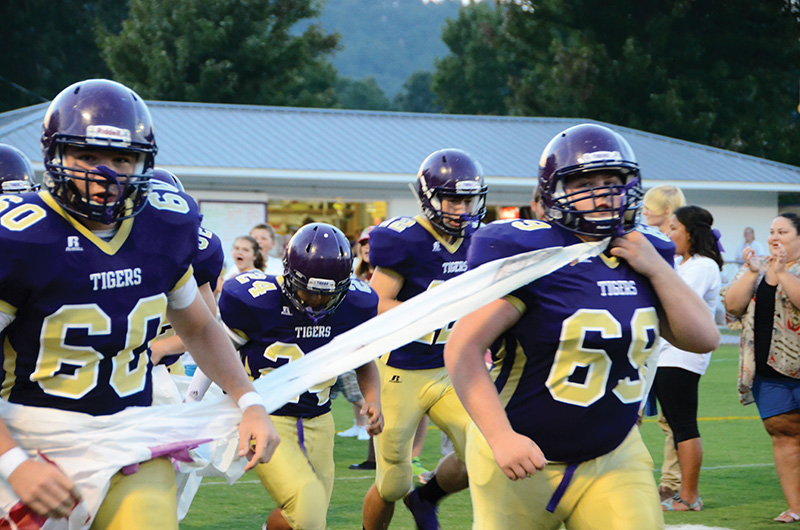 Valley Head gets Region Win