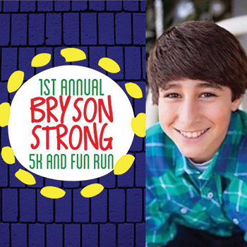 Bryson Strong 5K Nov. 8