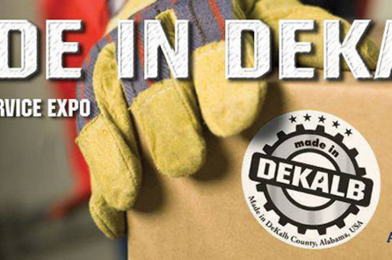 Rainsville to host 4th Annual 'Made in DeKalb' Expo