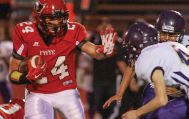 Fyffe blows out Valley Head