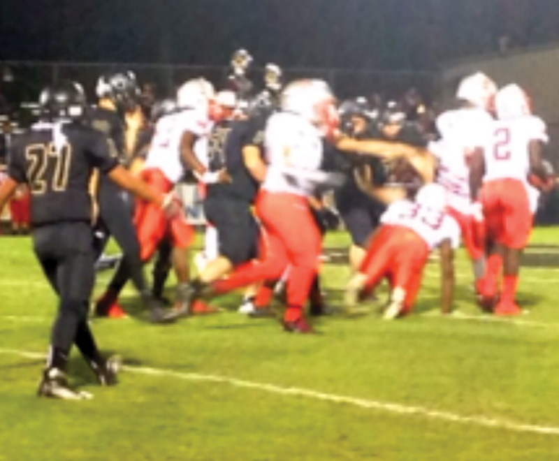 Heartbreak for Crossville