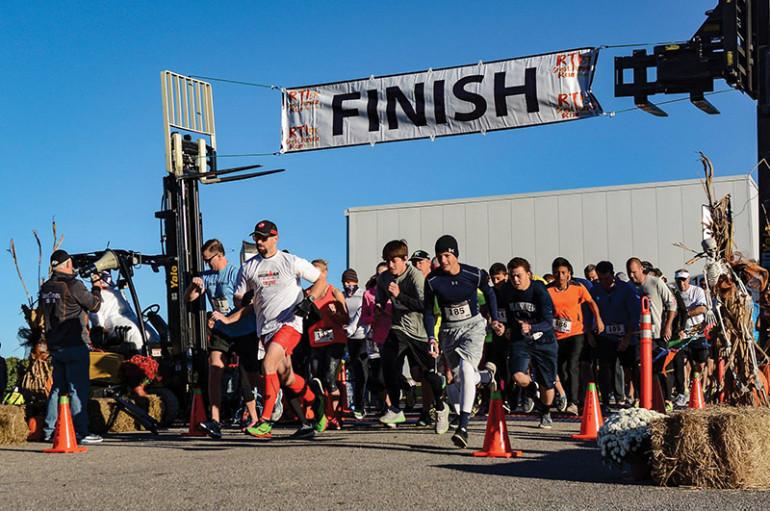 RTI 5K Great Pumpkin Run