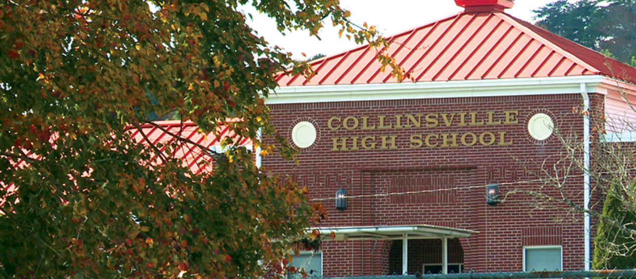 Collinsville student caught with Marijuana at school