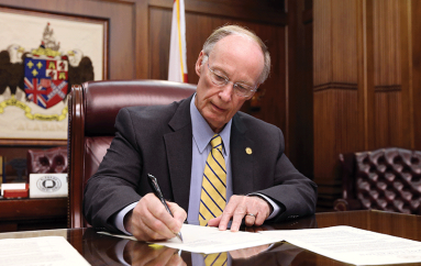 Articles of Impeachment officially filed against Gov. Robert Bentley