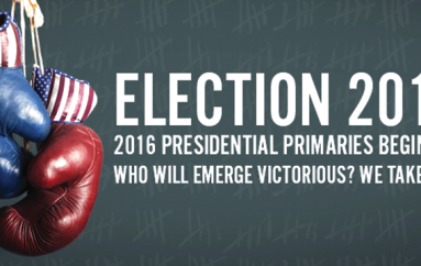 2016 PRESIDENTIAL PRIMARIES BEGIN FEB. 1
