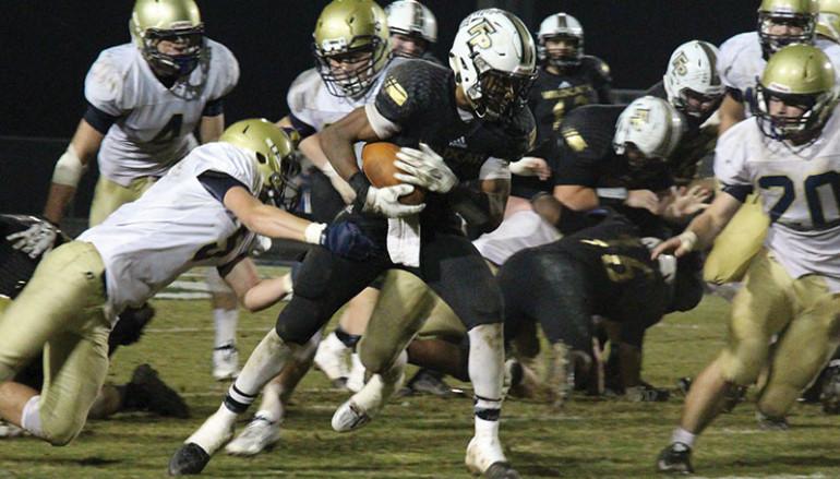Fort Payne loses to Briarwood