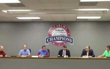 DeKalb BOE approves $150K purchase of 11.6 acres in Rainsville