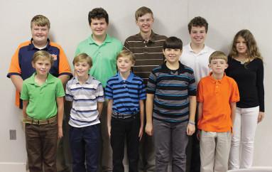 FUELBOTS: The Homeschool Robotics Team
