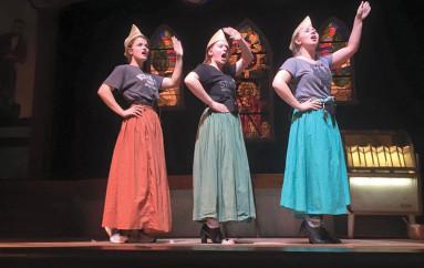 """Nunsense"" presented by NACC Theatre"