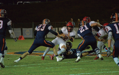 Red Devils defeat Red Bay
