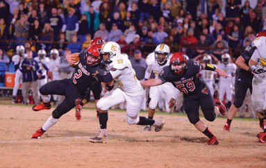Fyffe tames the Tigers
