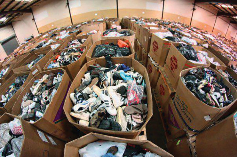 Donate your soles for those in need