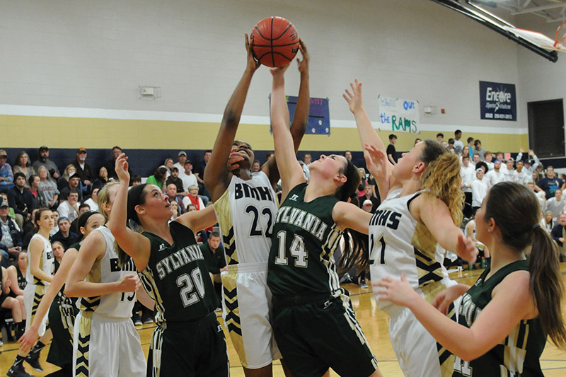 Brindlee Mountain defeats Lady Rams
