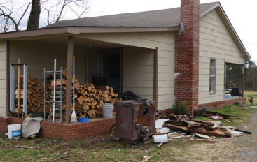 Dogtown Fire Department Saves Home