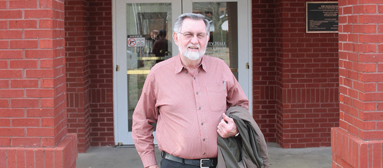 Fort Payne mayor to run for re-election