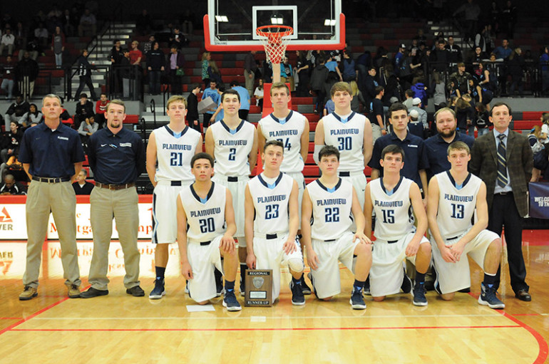 Plainview falls to New Hope in Regionals