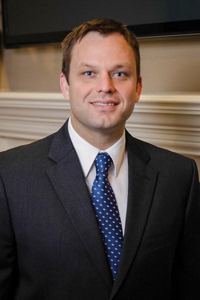Dr. Jason Barnett, Republican challenger