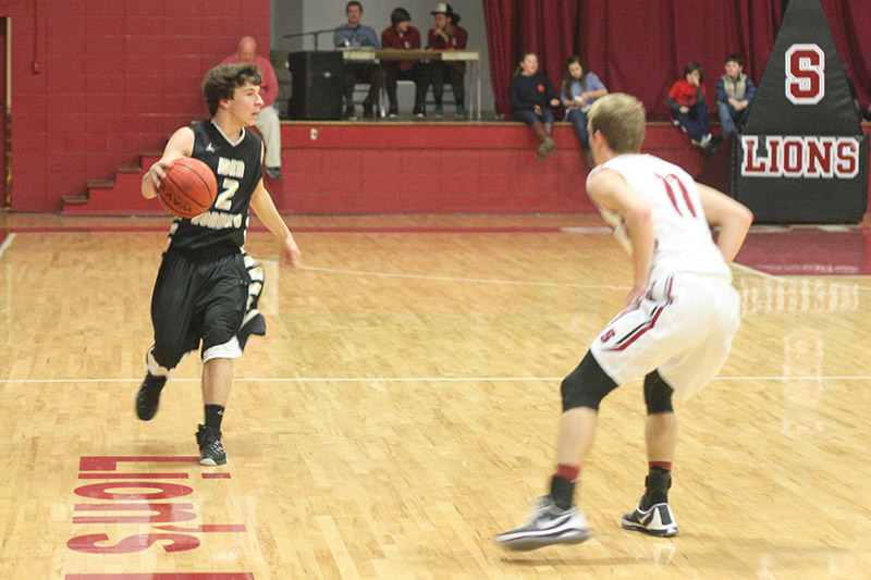 Section defeats Ider in Area Tournament