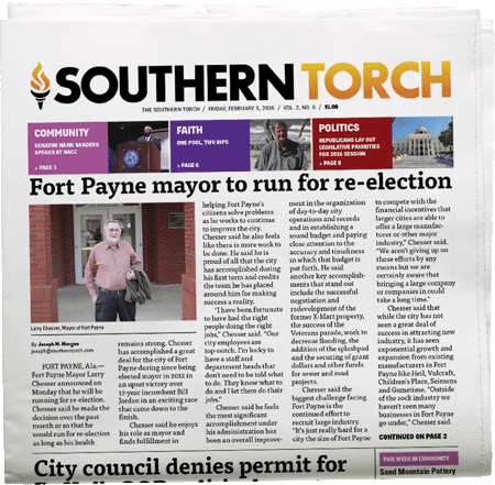 The Southern Torch, Vol. 2, No. 6