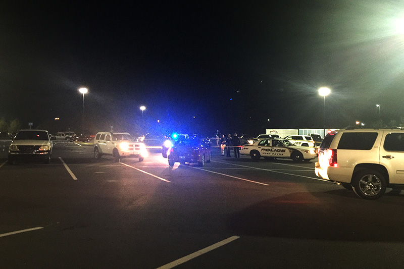 BREAKING NEWS: Shooting at Fort Payne Wal-Mart