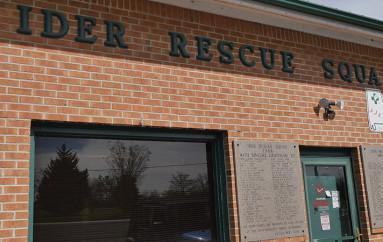 Ider Rescue Squad hosts bass tournament