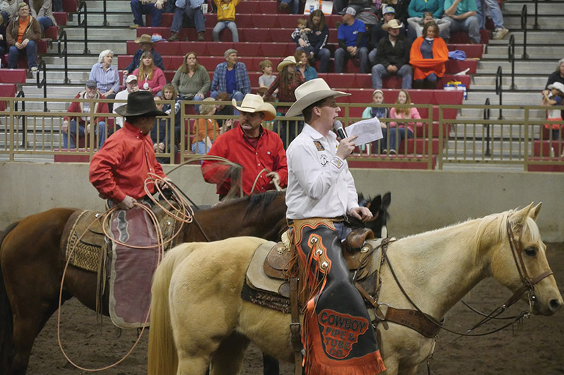 Rainsville Lions Club hosts 31st annual rodeo