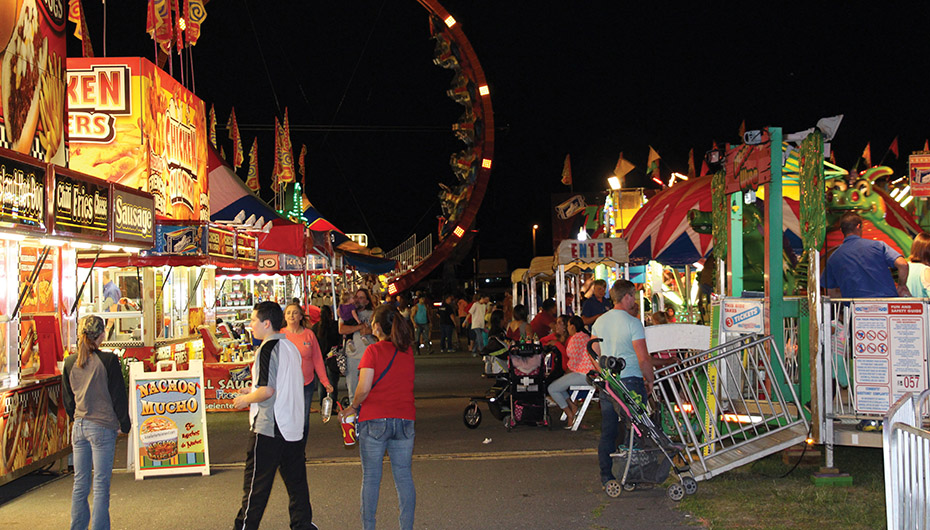 The Fair Is Coming to Town