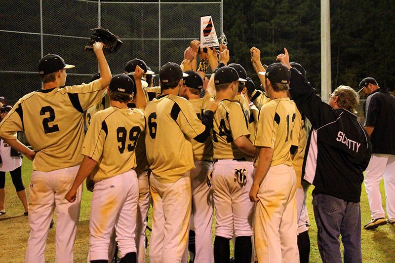 Dekalb County Baseball Tournament recap
