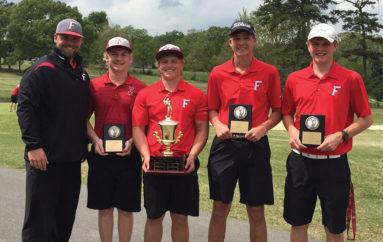 Fyffe Men's Golf Team-County champions