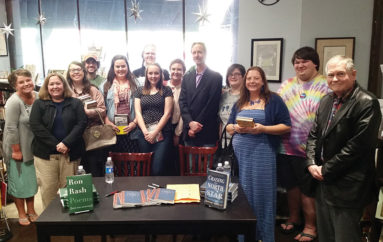 NACC Southern Literature Class Attends Writers at Work Seminar