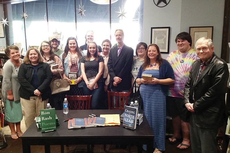 NACC Southern Literature Class Attends Writers at Work Seminar
