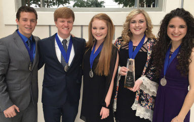 NACC Phi Theta Kappa Chapter Caps off a Successful Year