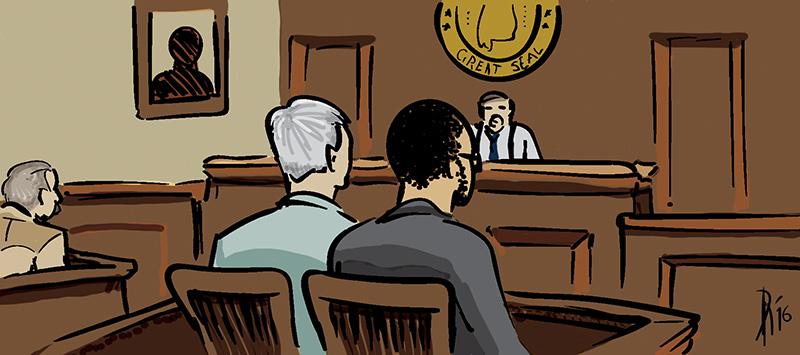 DeKalb Judge hears handgun permit appeal
