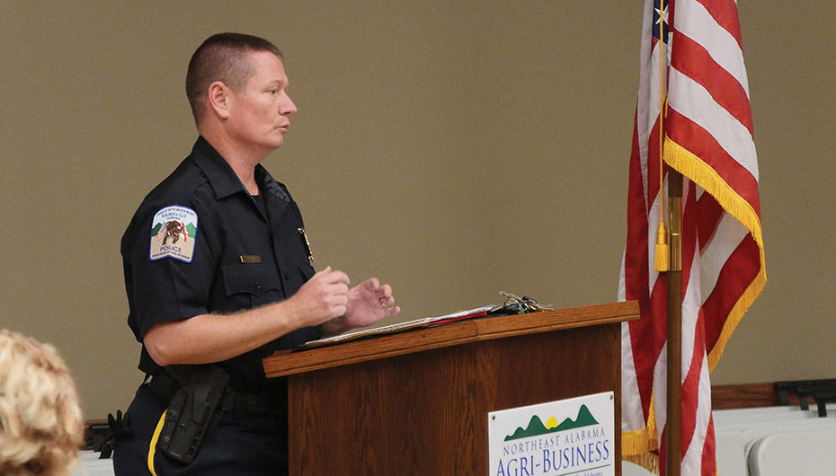 Big day for Rainsville Police, taxpayers dodge more debt