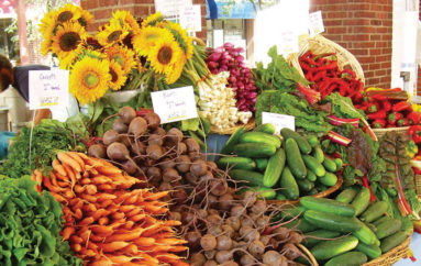 DeKalb offers multiple farmers markets