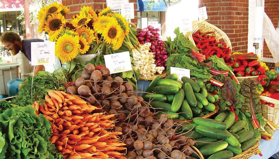 DeKalb offers multiple farmers markets