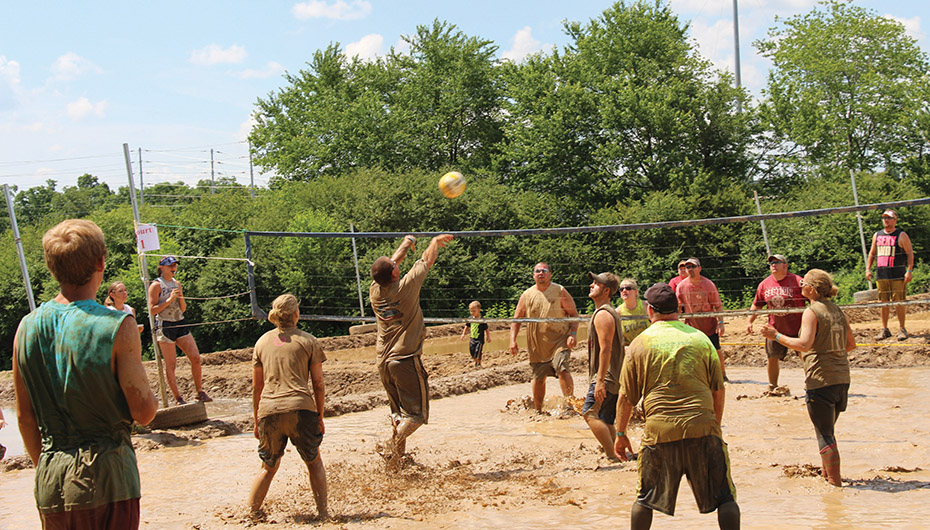 RTI to host 4th Annual Mud Volleyball Tournament
