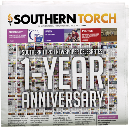 The Southern Torch, Vol. 2, No. 22