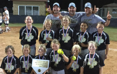 Fort Payne 7U advance to State All Star Tournament