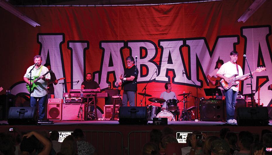 DeKalb prepares for Alabama Fan Appreciation Weekend 2016