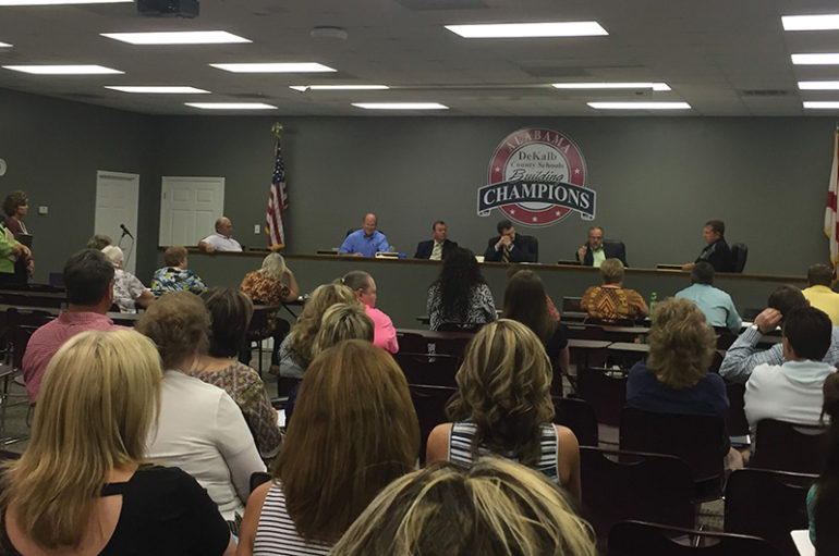 "DeKalb BOE prepares for Alabama's implementation of ""virtual"" schools"