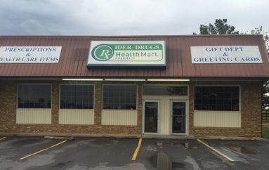 BREAKING NEWS: Drug store break-in