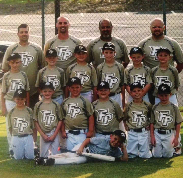 Fort Payne 7-8 year old All-Star Team
