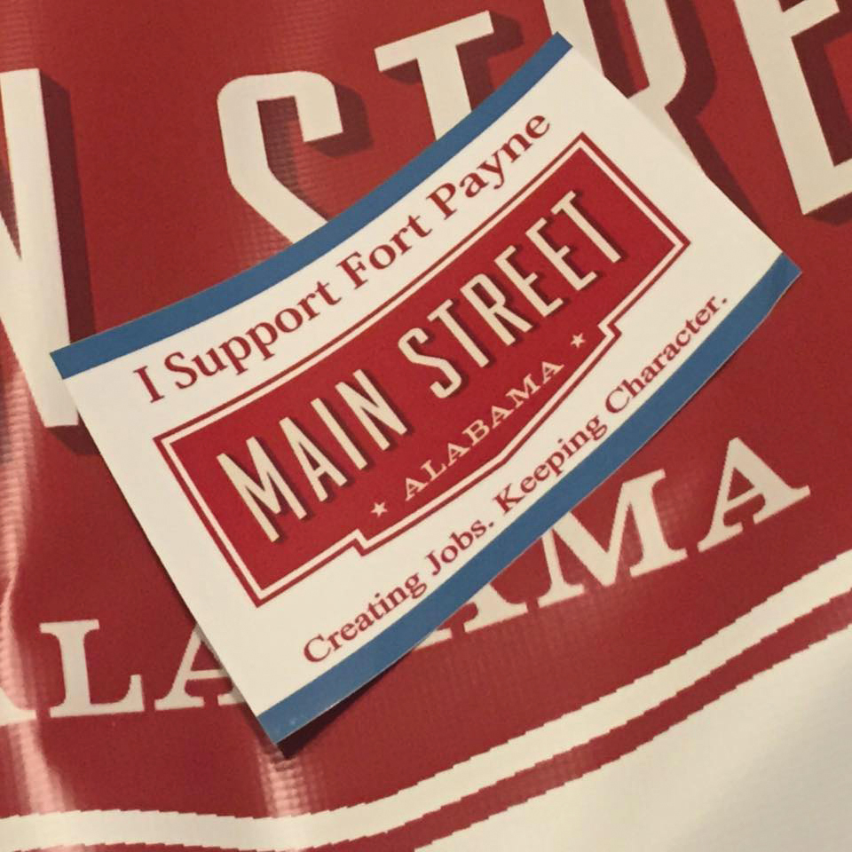 Fort Payne Main Street program will host event to reveal business and citywide survey results