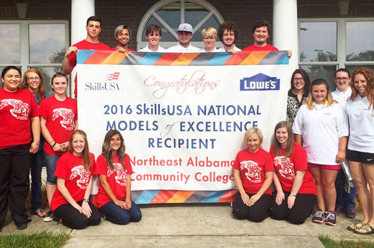 NACC honored for SkillsUSA chapter