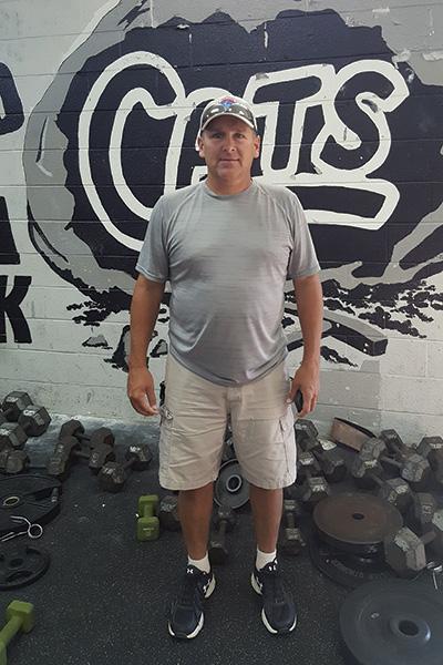 Spotlight on Coaches: Paul Ellis