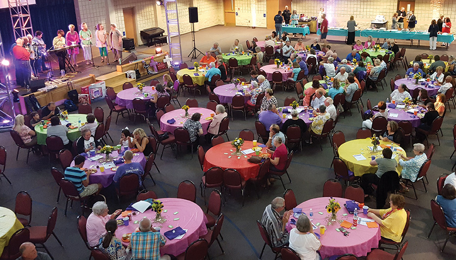 2016 Relay for Life Survivor Dinner a big hit in DeKalb